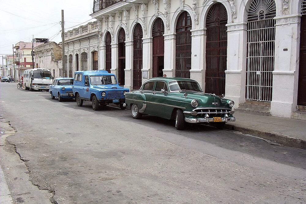 LIFE IN CUBA by kevman