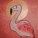 Flamingo by Brandy Heinrich