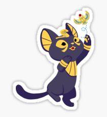 Jumpy Bast Sticker
