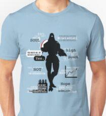 Mass Effect - Legion Quotes Unisex T-Shirt