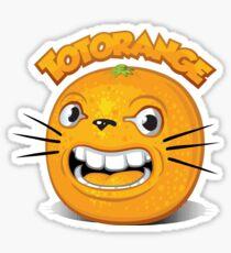 Totorange Sticker