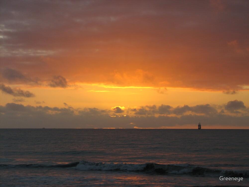 LEIGHTON SUNSET  by Greeneye
