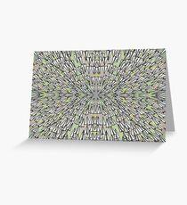 Paper Airplane 87 Greeting Card
