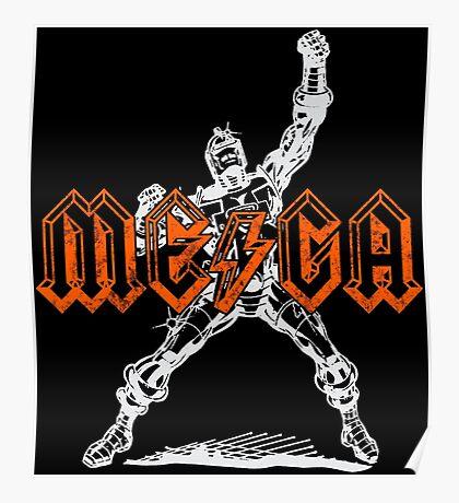 Mega Punk Robot (hump remix) Poster