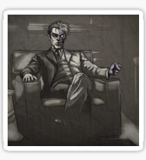 Godfather 2 Face Sticker