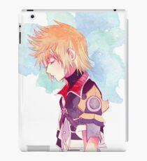 Kingdom Hearts Ventus Aquarell iPad-Hülle & Klebefolie