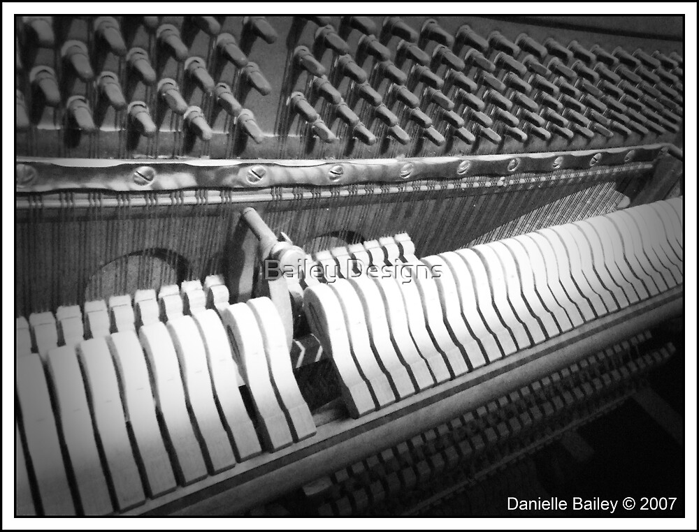 Piano Hammers by Bailey Designs