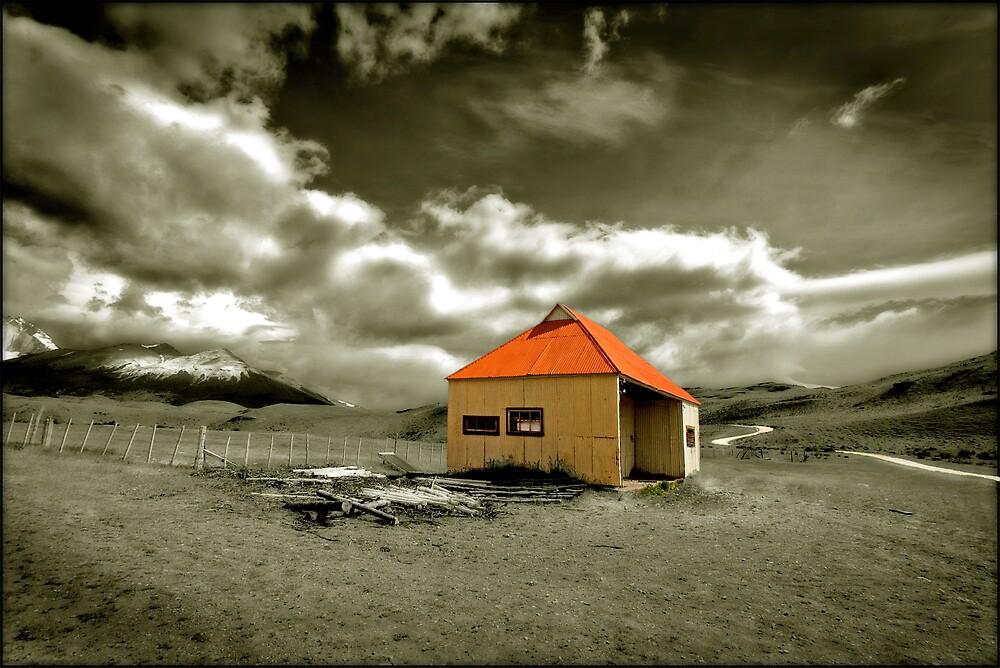 Prairie House by Charles McKean