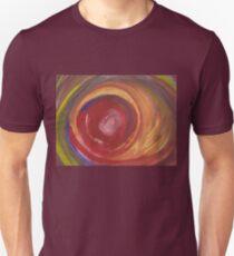 Earth Storm Watercolour Unisex T-Shirt