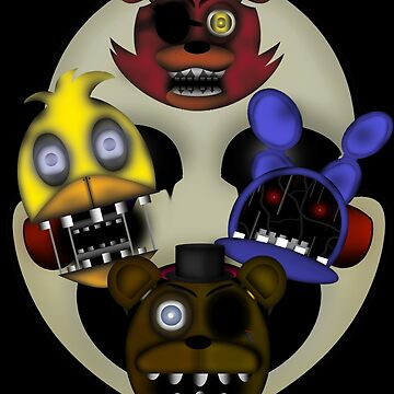 Five Nights at Freddy's 2 by ColoniusBrony