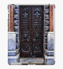 Ominous Entry iPad Case/Skin