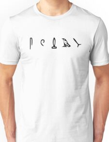 Lost Hieroglyphics (LOST TV Show) Unisex T-Shirt