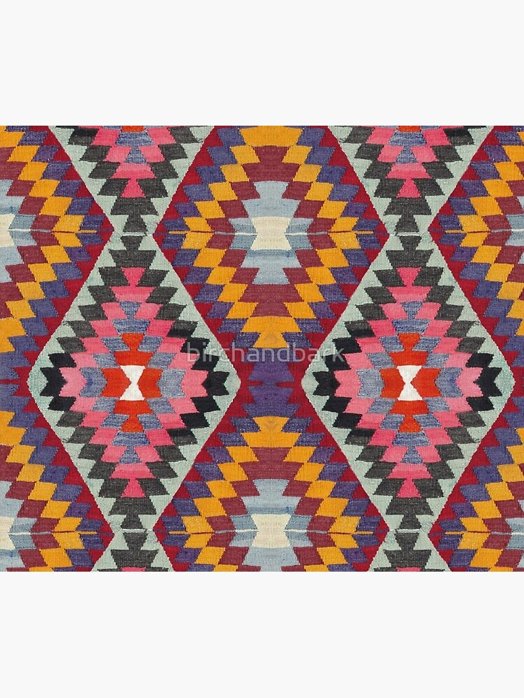 Turkish Kilim by birchandbark