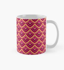 Chinese Paper Dragon by Julie  Everhart Classic Mug