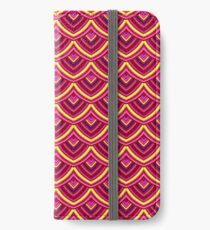 Chinese Paper Dragon by Julie  Everhart iPhone Wallet/Case/Skin