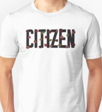 Citizen logo Unisex T-Shirt