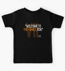 Welcome to the Family, Son. Kids Tee