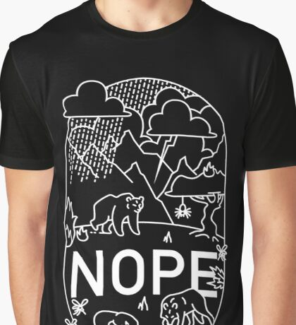 NOPE Graphic T-Shirt