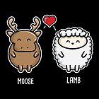 Moose Lamb by fishbiscuit