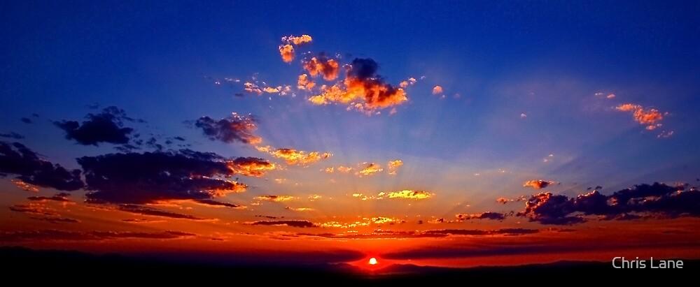 Montana Skyline by Chris Lane
