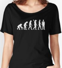 Evolution male nurse Women's Relaxed Fit T-Shirt