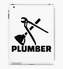 Plumber iPad Case/Skin