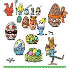 Ostern / Easter by Theo Kerp