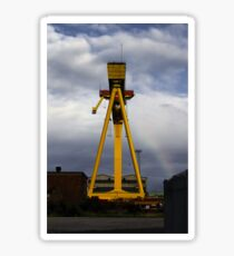 Harland & Wolff Standing Tall Sticker