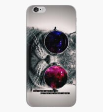Vinilo o funda para iPhone Tienes que ser gatita Me Right Meow