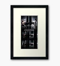 50 Shades of Romanogers Framed Print