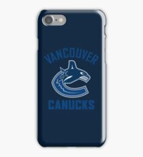 vancouver iPhone Case/Skin