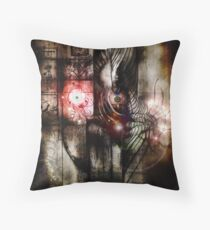 matters construction Throw Pillow