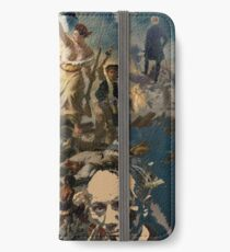 Romantic Spleen or a Baudelaire and Edgar Poe mix iPhone Wallet/Case/Skin