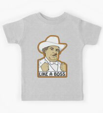Like a Boss (Hogg, that is.) Kids Clothes