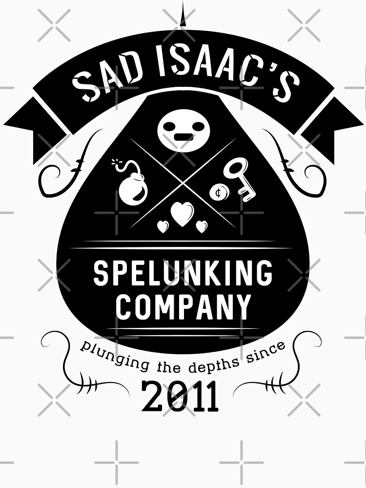 Sad Isaac's Spelunking Company by usclaireforce