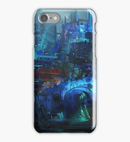 Trading Station iPhone Case/Skin
