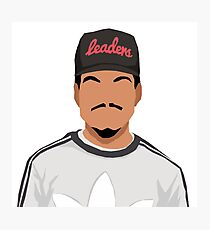 Chance the Rapper Photographic Print