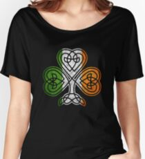 St Patricks Day T Shirt and Apparel Women's Relaxed Fit T-Shirt