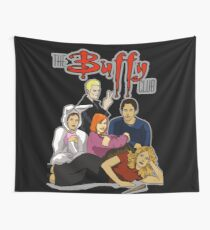 The Buffy Club Wall Tapestry