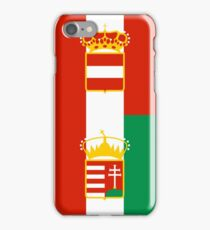 Austria-Hungary Flag Phone Case iPhone Case/Skin