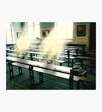Old School Photographic Print