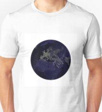 Earth Globe Lights T-Shirt