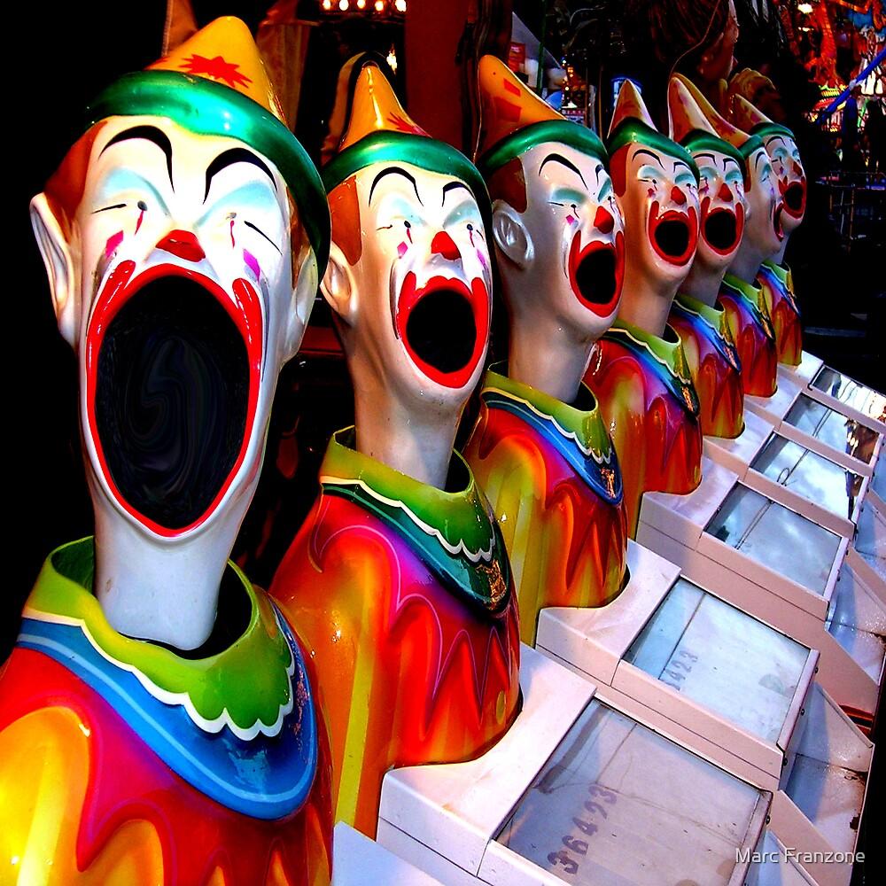Clown by Marc Franzone