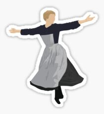 Sound of Music - Movie Sticker