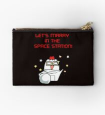 SEVEN, marry me in the space Station Mystic Messenger Studio Pouch