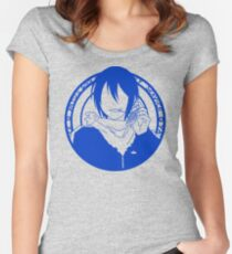 Yato's Godly Delivery Service Women's Fitted Scoop T-Shirt