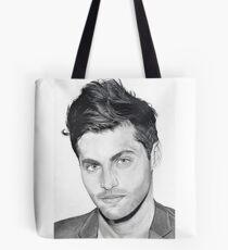 Matthew Daddario Tote Bag