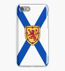 Nova Scotia Flag Phone Case iPhone Case/Skin