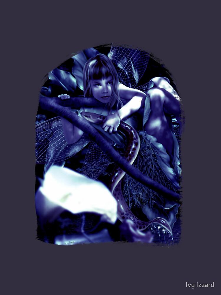 Blue Lily by iizzard