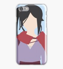 Yamato Mikoto (Danmachi / Is It Wrong to Try to Pick Up Girls in a Dungeon) iPhone Case/Skin